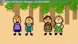 Hermia from A Midsummer Night's Dream: Character Traits, Analysis & Monologue