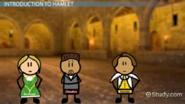 The impact of minor characters on the main character of hamlet in the play?