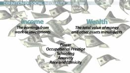 What Is Social Inequality in Sociology? - Definition, Effects & Causes