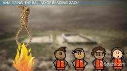 The Ballad of Reading Gaol by Oscar Wilde: Summary & Analysis