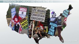 How Religion Impacts Life & Politics in the U.S. & Great Britain