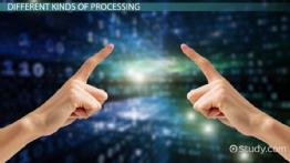Controlled vs Automatic Processing: Definition & Difference