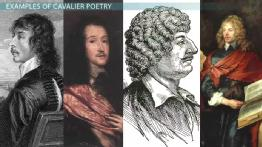 Cavalier Poetry: Definition, Characteristics & Examples