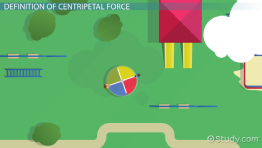 Centripetal Force: Definition, Formula & Examples