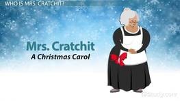 A christmas carol summary analysis video lesson transcript mrs cratchit in a christmas carol fandeluxe Gallery