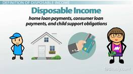 What Is Disposable Income? - Definition & Explanation
