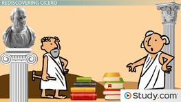 Cicero and the Renaissance: Philosophies & Influence