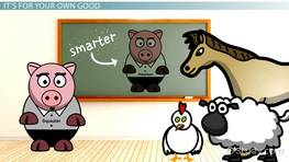 Squealer's Quotes from Animal Farm