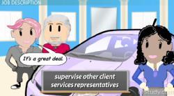 Client Services Manager: Job Description & Career Requirements