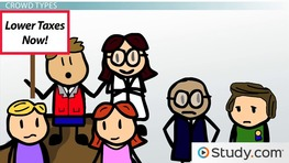 Collective Behavior: Crowd Types, Mobs & Riots