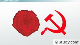 Communism vs. Socialism: Similarities & Differences