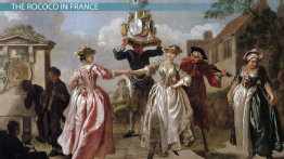 Comparing French & English Rococo Art