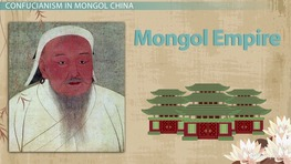 Confucianism in the Sung & Mongol Periods