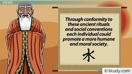Confucianism: Views, Philosophy & Teaching