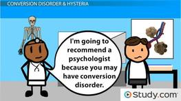 Conversion Disorder: Definition, Causes and Treatment