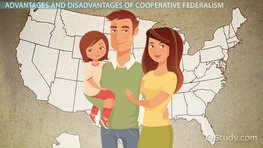 Cooperative Federalism: Definition & Examples