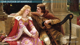 Courtly Love in the Middle Ages: Definition, Characteristics & Rules