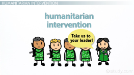 Ethical Issues in Humanitarian Intervention
