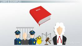 Criminal Procedure Rules: Definition, Laws & Examples