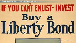 What are Liberty Bonds? - Definition & Uses in WWI