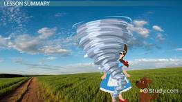 Tornadoes Lesson for Kids