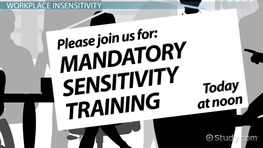 What is Workplace Sensitivity Training for Employees? - Definition & Overview