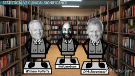 Clinical Significance: Definition & Example