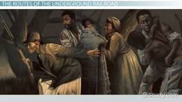 What Was the Underground Railroad? - History, Facts & Route