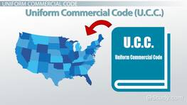 What Is the Uniform Commercial Code? - Definition & Example