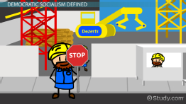 communism vs socialism similarities differences video  democratic socialism definition pros cons