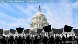 Development & Values of American Federalism