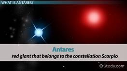 Antares: Star & Facts