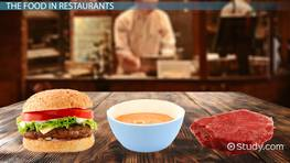 Restaurant Operating Expenses: Types & Examples