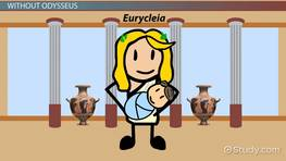 Who Is Eurycleia in The Odyssey?