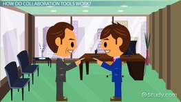 What Are Collaboration Tools? - Definition & Types