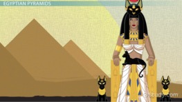 Egyptian Pyramids: Definition, Facts & Structure