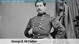 General George McClellan: Civil War Facts & Timeline