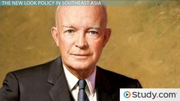 Eisenhower's Foreign Policy in Southeast Asia in the 1950s
