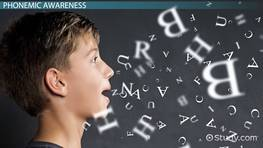 Evidence-Based Instruction for Phonemic Awareness