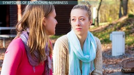 Emotional Numbness: Causes & Symptoms