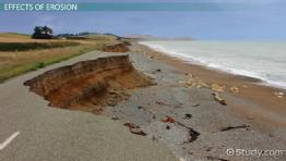 Soil & Erosion: Definition, Types, Causes & Prevention