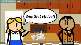 Frameworks for Ethical Decision Making