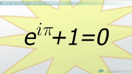 Euler's Identity: Definition & Example