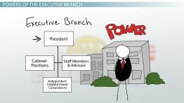 Executive Branch of Government: Definition, Responsibilities & Power