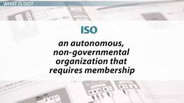 What Is a Quality Manual in ISO 9000? - Definition & Examples