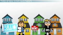 Types of Real Estate Investments