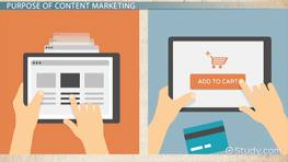What is Content Marketing? - Definition & Purpose