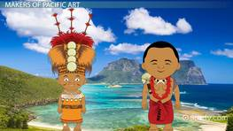 The Theme of the Sea in Pacific Art
