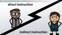 Direct Instruction vs. Indirect Instruction