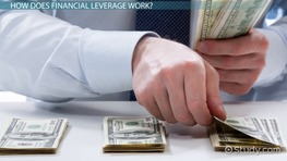Financial Leverage: Definition, Formula & Calculation